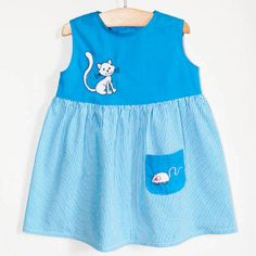 Pascale Dinky Doodles Dress
