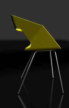 DWR Tessellate - Seating Exploration by Orange22 Design Lab , via Behance
