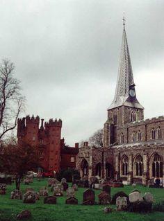 Hadleigh: St. Mary Church and Deanery