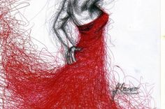 Bella ##Flamenko #gipsy #kings #gitana #gitara #art #pen #drawing #photo #photography #fliiby #images #yyazilim #people #nature