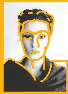 heloo its meee... i was wondering... yellow vector photo art, modern design ?