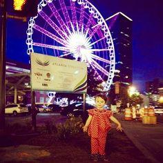 Atlanta Georgia Travel Tips at TheFrugalGirls.com