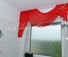 Küchen- und Badezimmergardinen bestellen ✔ Individuelle Fensterdekoration