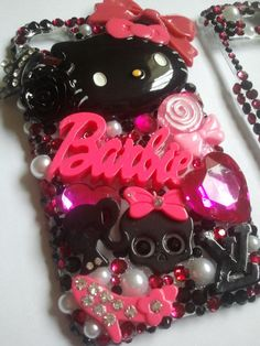 Custom made cell phone covers for any phone FREE by laurrnicolee, $65.00