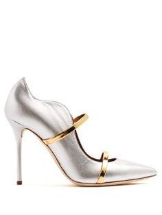 Click here to buy Malone Souliers Maureen leather pumps at MATCHESFASHION.COM