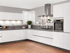 Kitchen Furniture, Furniture Design, Living Room Grey, Decoration, Kitchen Cabinets, New Homes, Table, Home Decor, Kitchens