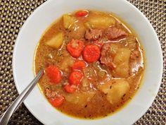 Lapskaus - Norwegian Stew - My WordPress Website Veggie Recipes, Soup Recipes, Cooking Recipes, Veggie Food, Potato Recipes, Lunch Recipes, Frozen Meatball Recipes, Nordic Diet, Nordic Recipe