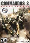 Commandos 3: Destination Berlin pc cheats