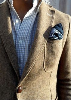 Tweed - a great county prep look. http://www.annabelchaffer.com/categories/Gentlemen/