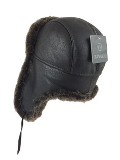 Trooper Hat, Aviator Hat, Fur Hats, Riding Helmets, Sewing, Brown, Winter, Fashion, Beanies