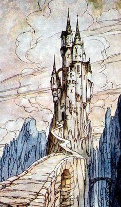 Disney Concepts & Stuff: Photo Art for Snow White