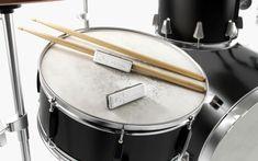 További érdekes kütyükért kövesd a Futuristech blogot! Drums, Music Instruments, Design, Percussion, Musical Instruments, Drum, Drum Kit
