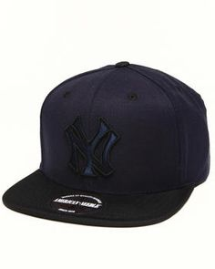 New York Yankees Three timer ballisitic Strapback Hat by American Needle    DrJays.com Gorras 16cbc126aa9