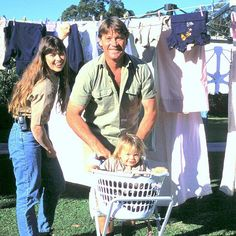 Pin for Later: 15 Beautiful Photos Bindi Irwin Has Shared of Her Late Father, Steve