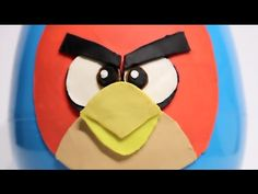 Toys for Kids Play Doh For Kids, Bird Gif, Bird Toys, Angry Birds, Kids Playing, Eggs, Egg, Egg As Food, Children Play
