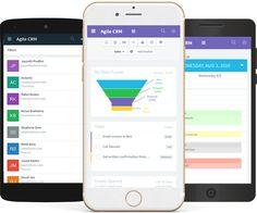 Increase your #sales productivity with Agile CRM's mobile app: https://www.agilecrm.com/mobile-crm #agilelove #CRM