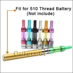 Electronic Cigarette M9 Atomizer Cloutank Clearomizer E Cigarette Atomizers | Buy Wholesale On Line Direct from China