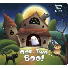 Pin for Later: 30 Not-So-Spooky Halloween Books For Tots One, Two . . . Boo!