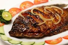 Gurame Bakar, Grilled fish, http://resepmasakanindonesia.biz/resep-gurami-bakar/