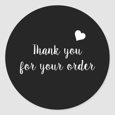 Shop Thank You For Your Order Sticker created by istanbuldesign. Pastel Color Wallpaper, Black Background Wallpaper, Logo Background, Thank You Wallpaper, Iphone Wallpaper Images, Thank You Stickers, Cute Stickers, Thank You Font, Love One Another Quotes