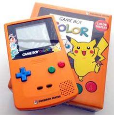 Game Boy Color Pokemon Center