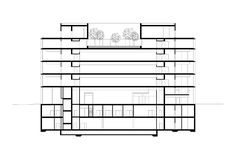 Image result for laboratory building david chipperfield section