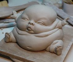 Modok as a baby. (Comic book geeks should get this one)