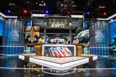 ESPN Studio W | NewscastStudio