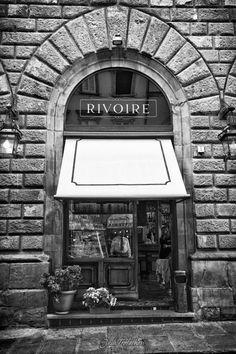 Cafe Rivoire- Firenze
