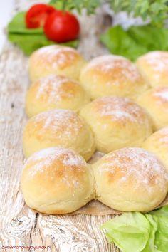 bułki z ziemniakami