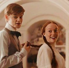 Anne Shirley, Best Series, Tv Series, Poster Series, High Society, Gilbert And Anne, Anne White, Gilbert Blythe, Anne With An E