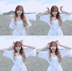 So cute ♡ ©sowonation @ Kpop Girl Groups, Korean Girl Groups, Kpop Girls, Gfriend Album, Role Player, Gfriend Sowon, Best Kpop, Red Velvet Seulgi, G Friend