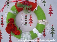 Christmas wreath 1
