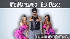 Mc Marcinho - Ela Desce Cia. Daniel Saboya (Coreografia)