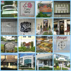 One of my favorite places to shop! Seaside Village, Seaside Towns, Vero Beach Florida, Gifts For Cooks, Our Town, Ocean Drive, United States Travel, My Happy Place, Oh The Places You'll Go