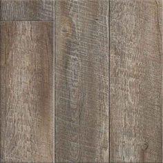 imitation wood vinyl plank flooring (FloorScore certified, low VOC emissions) WP 3350-E Smoked Oak Centiva