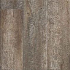 imitation wood vinyl plank flooring (FloorScore certified, low VOC emissions) WP 3350-E Smoked Oak Centiva
