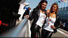 Wsbk Round 4 Assen : Grid Girls  #Gridgirls #Wsbk