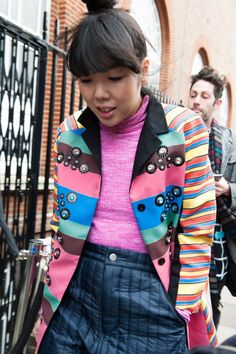 Pin for Later: Ciao, Milano! The Best Street Style From MFW LFW Street Style Day Four Susie Lau