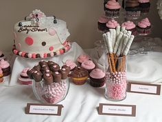 86 Best Pink Brown Baby Shower Ideas Images Boy Baby Showers