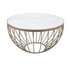 Modern Designer Round Nesting Marble Coffee Tables Black Steel - Geometric round coffee table