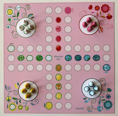 bluemchenblau - unsere blumige Variante des beliebten Klassikers! Bei Spieltz in hellblau, rosa und weiß erhältlich!   Flickr - Photo Sharing!