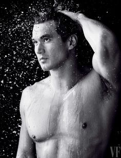Nathan Adrian for The 2016 Olympics Portfolio, Photographed by Sam Jones for Vanity Fait