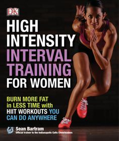 The following is an excerpt from HIIT for Women by Sean Bartram.  These introductory routines are designed to get you started with high-intensity interval training by introducing base exercises an