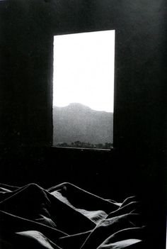 """just perfect  -  Johan van der Keuken, """"The mountains outside  inside of the mountains,"""" 1975"""