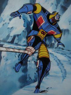 AnimeCel.eu ::.. 1970s Childhood, Mecha Anime, Super Robot, Robots, Warriors, Graffiti, Vehicle, Japanese, Manga
