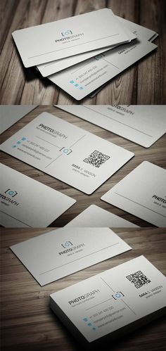 Photography Business Card #businesscards #businesscardtemplates #custombusinesscards