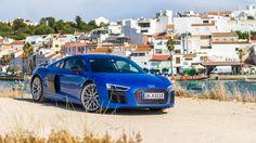 New 2015 Audi R8 V10 plus