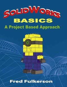 This illustrated handbook provides a complete course, taking readers step-by-step through the basic operations of SolidWorks 2014. Written by an expert and experienced instructor in this versatile pro