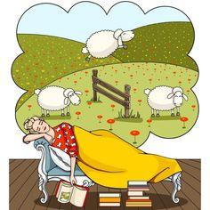 Sweet dreams)... #girlsinbloom #illustration #goodnight #спокойнойночи